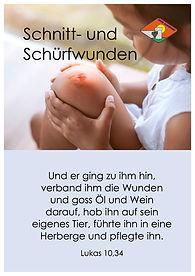 S09 Schnitt- und Schuerfwunden komprimie
