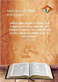 K14 klein Moral und Ethik Entdecker 10.j