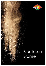 P13 Vorderseite Bibellesen Bronze kompri