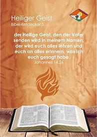 P39 Heiliger Geist Bibel Entdecker 5b ko