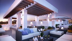 Edificio Horizonte / Ñuñoa / Inmobilia