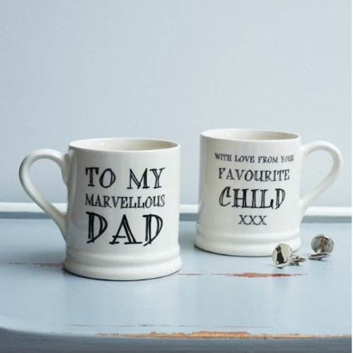 To my Marvellous Dad