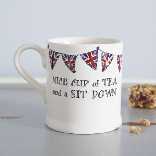Nice Cup of Tea and Sit Down
