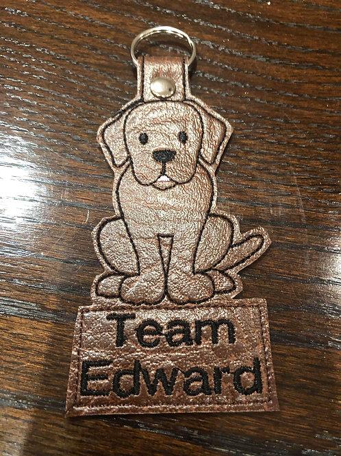 Team Edward Key Fob