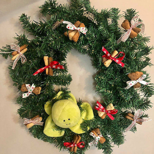 Christmas Wreath- Green
