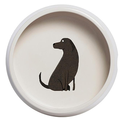Fenella Smith Labrador Dog Bowl