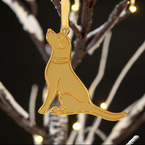 Golden Labrador Decoration