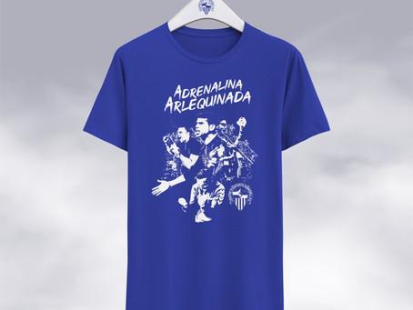 CE Sabadell | Camisetas Adrenalina Arlequinada