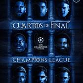 Juegos de Tronos x Champions