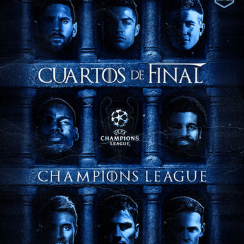 Juego De Tronos x Champions