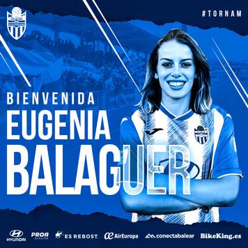 Fichaje Eugenia