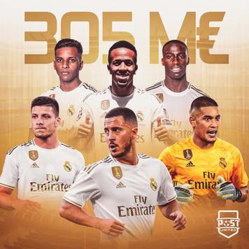 Real Madrid Fichajes
