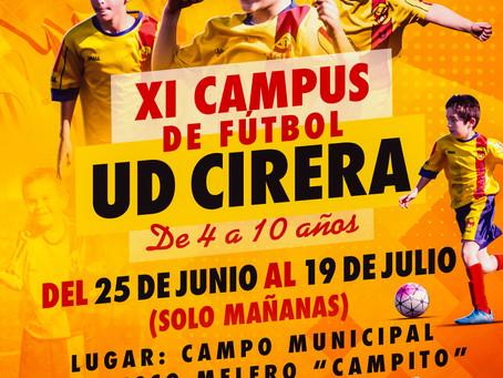 XI Campus de Fútbol UD Cirera