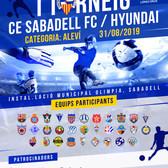 I Torneig CE Sabadell / Hyundai
