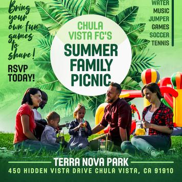 Summer Family Picnic