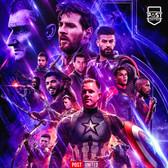 Avengers x FC Barcelona