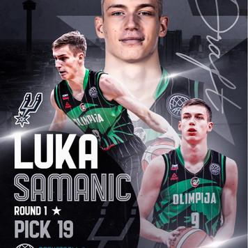 Luka Samanic | NBA Draft
