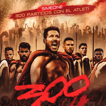 300 x Simeone