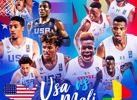 FIBA U19 Final Day!