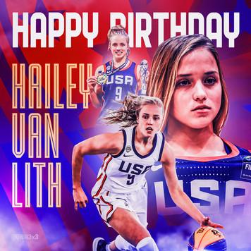 Hailey Van Lith