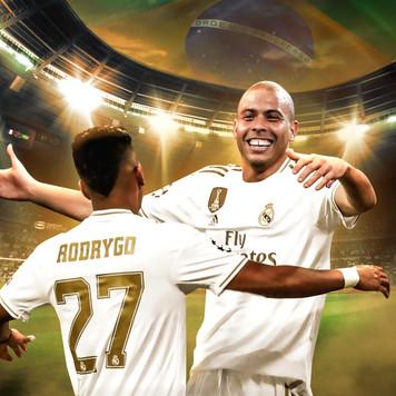 Rodrygo x Ronaldo