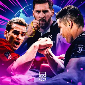 Griezzman Vs Ronaldo