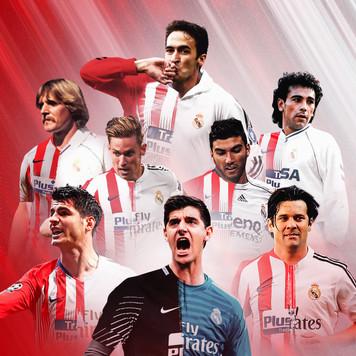Atlético RealMadrid