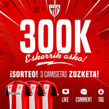 300K Instagram