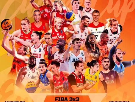FIBA3x3 | Europe Cup 2019