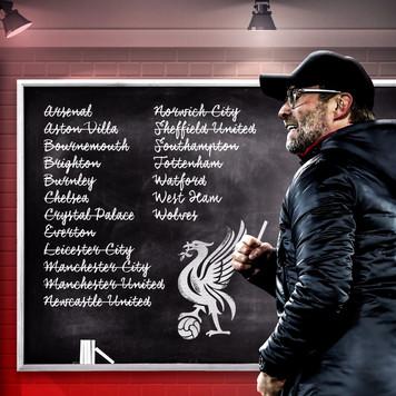 Liverpool x Klopp