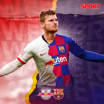 Werner x Barcelona