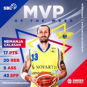 MVP Of The Week