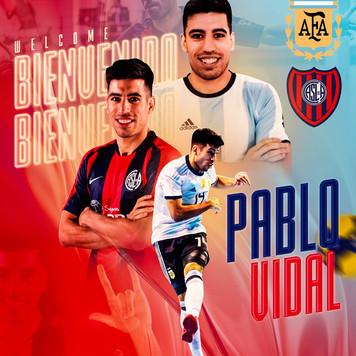 Bienvenido Pablo