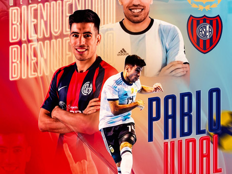 Proneo Sports | Pablo Vidal
