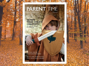 The Autumn edition of PARENT TIME is out now! www.parenttime.co.uk