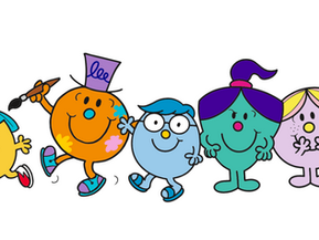 Vote for two new Mr Men Little Miss characters!