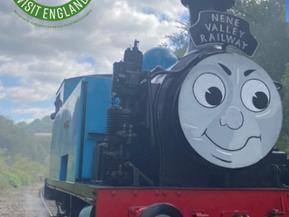 Thomas is pulling again...