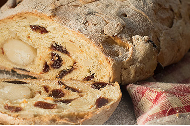 Create a delicious seasonal Stollen