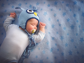 'ROCK-A-BYE-BABY' - Sleep is a Precious Commodity