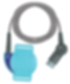 GE Corometrics 5700LAX Compatible Nautilus Fetal Ultrasound Transducer for 150 Series Monitors