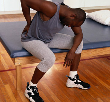 Avoid workout injuries