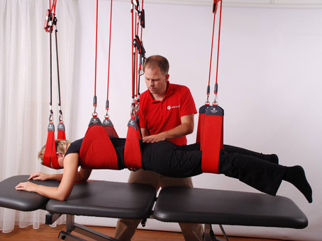 Suspension Exercise Training - The Neurac Method