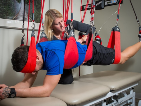 Put Your Back Pain To An End - Neurac Sling Exercise