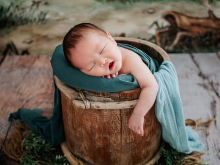 Newborn Photography Singapore - Baby Declan