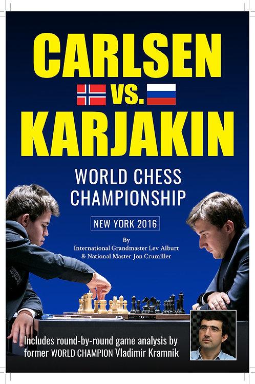 Carlsen vs. Karjakin World Chess Championship 2016