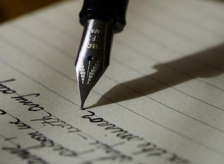 Sauvons l'écriture manuscrite !