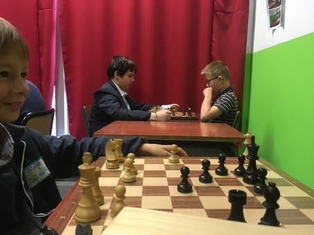Le tournoi d'échecs du Blanc Mesnil