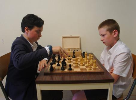 Notre tournoi d'échecs...