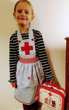 Déguisement d'infirmière