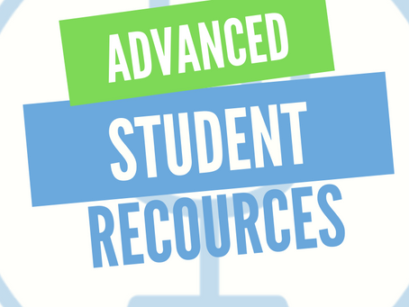 Advanced Student Resources